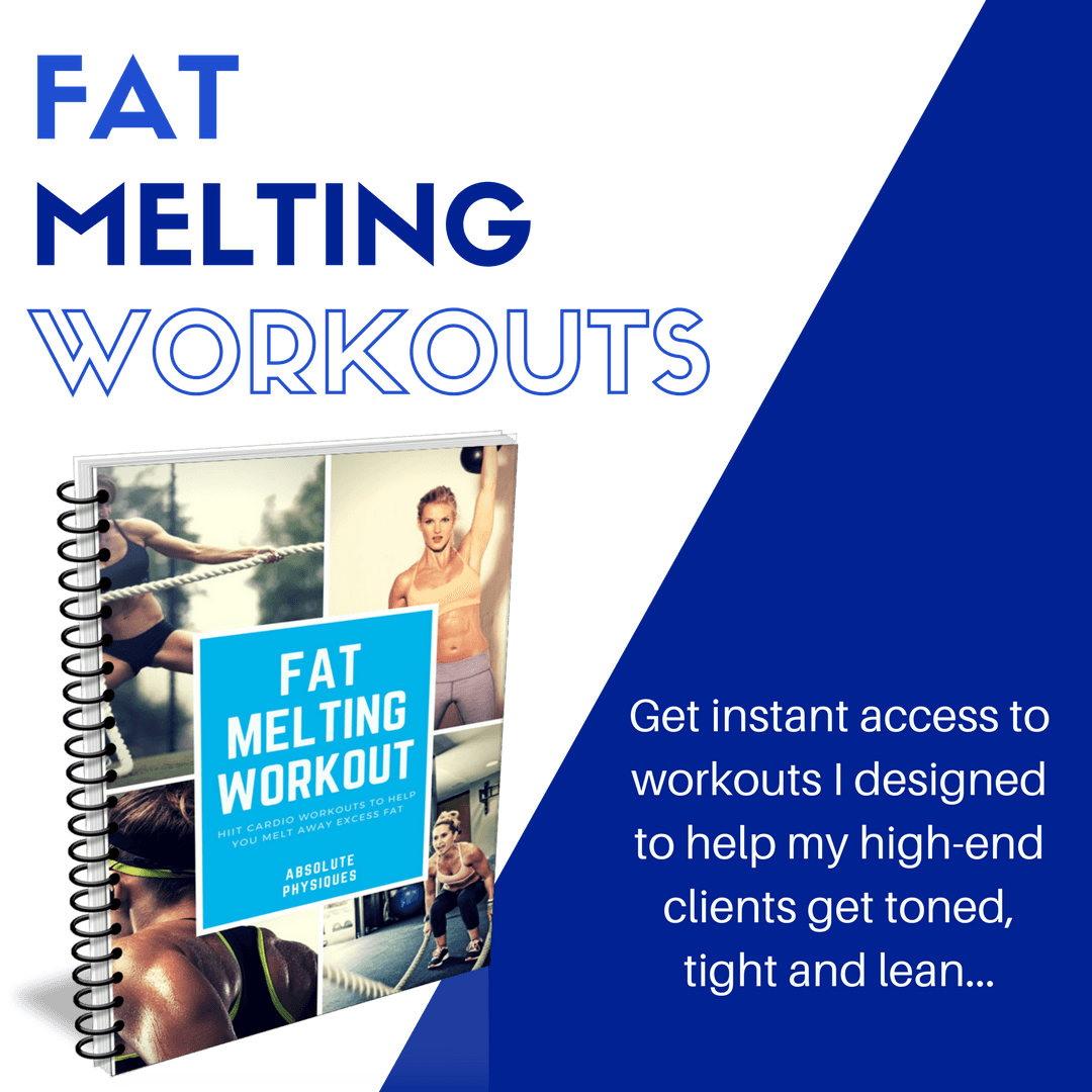 Fat Melting workouts andrew meyer guelph personal trainer weight loss becky meyer osterhout